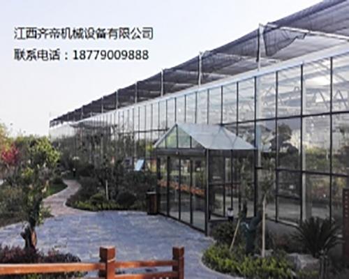 宜春玻璃温室大棚