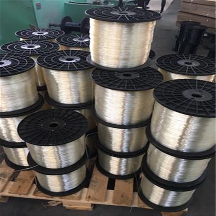 江西黑白托幕线 聚酯托幕线 塑钢线 托幕线厂家 托幕线批发价格 大棚配件批发价格