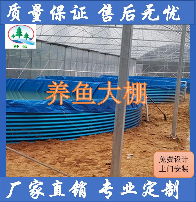 大棚工厂化养鱼发展方向
